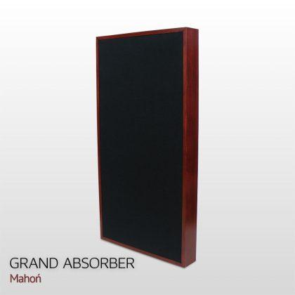 Absorber dźwięku GRAND - mahoń