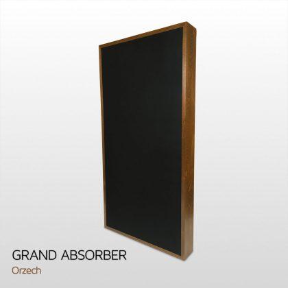 Absorber dźwięku GRAND - Orzech