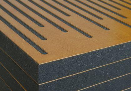 panele z pianki akustycznej