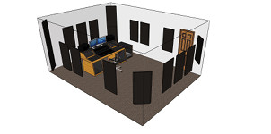projekt adaptacji akustycznej