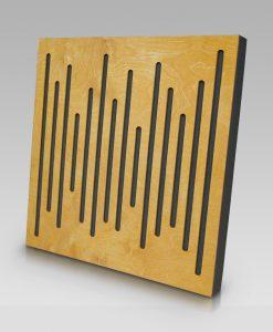 Panele akustyczne hybrydowe