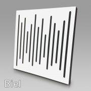 Panel akustyczny WaveFuser White