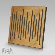 Panel akustyczny WaveFuser Dąb