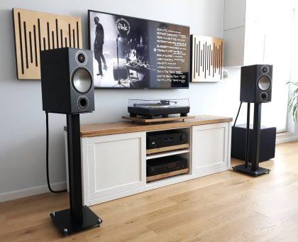 panele akustyczne WaveFuser Wood