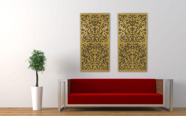panele akustyczne dekoracyjne AbFuser
