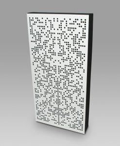 panel akustyczny binarny
