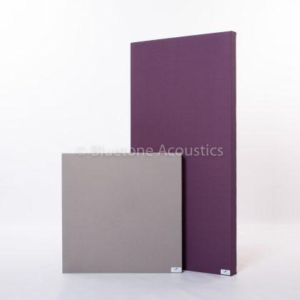 Wall Pro srebrny, fioletowy