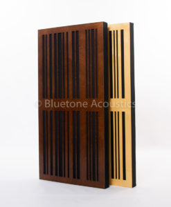 Hybrydowe panele akustyczne Slat AbFuser